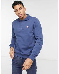 Farah Wickford Polo Sweatshirt - Blue
