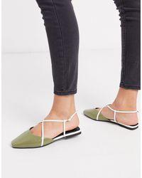 ASOS Lola Ballet Flats - Multicolor