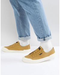 Huf - Classic Lo Trainers In Stone - Lyst