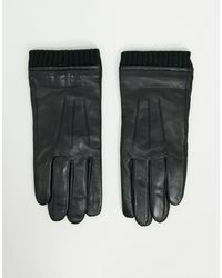 Barneys Originals Guantes negros