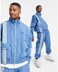 Ivy Park Adidas X Track Jacket - Blue