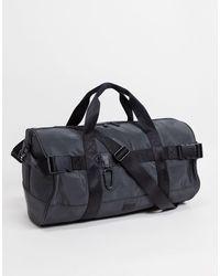 River Island Square Cross Body Bag - Black
