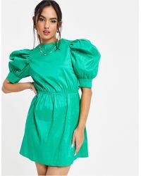 Girl In Mind Vestido - Verde