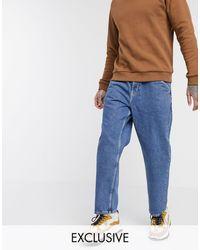 Reclaimed (vintage) Classic Fit Jeans - Blue