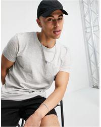 Tom Tailor - – Strukturiertes T-Shirt - Lyst