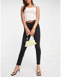 French Connection Black Skinny Jean