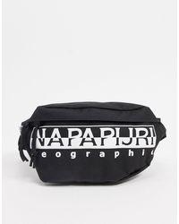 Napapijri Happy Day Waist Bag - Black
