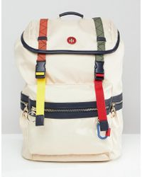 Tommy Hilfiger - Safari Backpack - Lyst