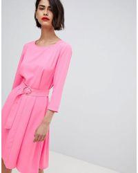 2nd Day - 2ndday 60's Belted Flippy Dress - Lyst