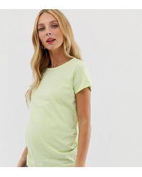 New Look - Tee In Green - Lyst
