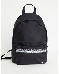 Calvin Klein Черная Сумка Mirror Campus-черный Цвет