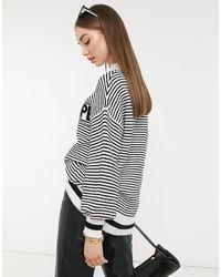 Mango Stripe St Tropez Sweater - Multicolour