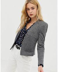 Vero Moda - Cropped Blazer - Lyst