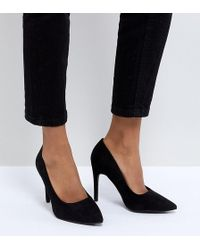 New Look - Pointed Court - Lyst