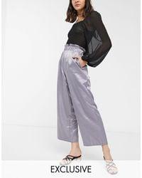 Glamorous Smart sweatpants - Gray