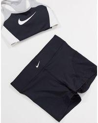 Nike Черные Шорты 3in Aerodrapt-черный Цвет