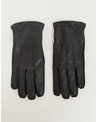 French Connection Guantes - Negro