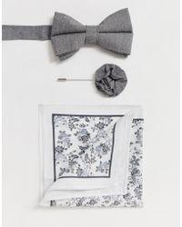 ASOS Wedding - Grau