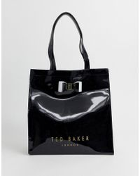 Ted Baker - Soft Large Icon Bag - Lyst