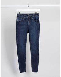 Vero Moda - – Superschmale Jeans - Lyst