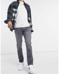 River Island Jeans slim grigi - Grigio