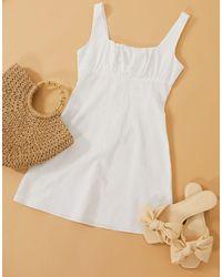 Glamorous Vestido corto - Blanco