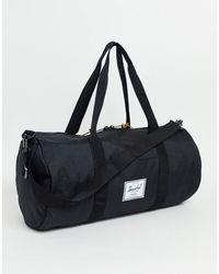 Herschel Supply Co. Sutton Mid Volume Duffle Bag - Black