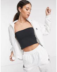 adidas Originals Белая Олимпийка С Логотипом Locked Up-белый - Многоцветный
