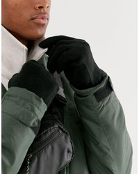 Only & Sons Gloves - Black