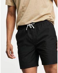 Weekday Olsen Shorts - Black