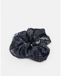 ASOS Grote Scrunchie - Meerkleurig