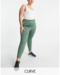 ASOS 4505 Curve - Joggers - Verde