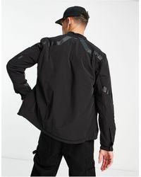 BOSS by HUGO BOSS Рубашка Athleisure Bonne-черный Цвет