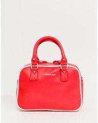Claudia Canova - Small Red Grab Bag - Lyst
