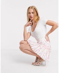 ASOS Mini Skirt - Multicolour