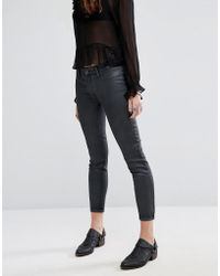 Lovers + Friends Ricky Skinny Jeans - Blue
