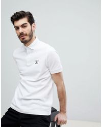 Barbour - Joshua Polo In White - Lyst