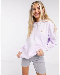 Nike Sweatà capuche et Swoosh Sportswear pour - Violet