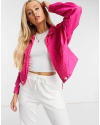 PUMA Evide Track Jacket - Pink