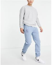 KTZ New York Yankees Relaxed Fit Trackies - Blue
