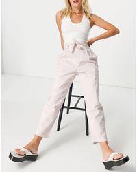 Mango Trouser - Pink