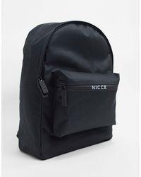Nicce London Backpack - Black