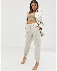 ASOS Pantalon - Blanc