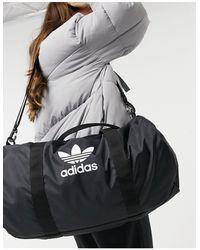 adidas Originals Reistas Met T–refoil-logo - Zwart
