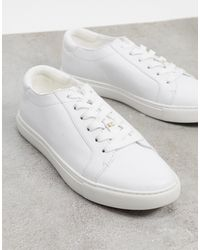 Kenneth Cole Kam Sneakers - White