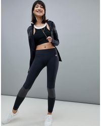 Asics - Seamless Legging In Black - Lyst