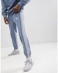 adidas Originals - Nova Retro Joggers In Grey Ce4810 - Lyst