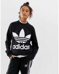 Pulls adidas Originals pour femme - Jusqu'à -80 % sur Lyst.fr
