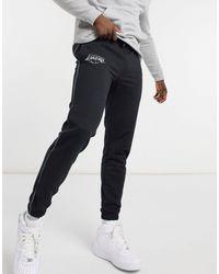 KTZ Nba La Lakers Trackies - Black