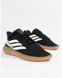 premium selection 8d9a9 edc36 adidas Originals - Sobakov Sneakers In Black Aq1135 - Lyst
